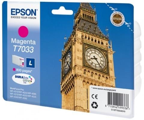 Epson C13T70334010, L, Magenta