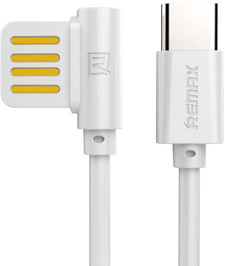 Remax RC-075a datový kabel Type C, bílá