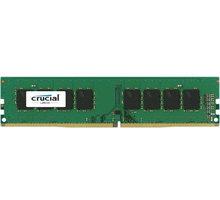 Crucial 8GB DDR4 2133, Dual Ranked