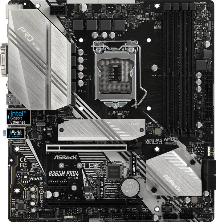 ASRock B365M Pro4 - Intel B365