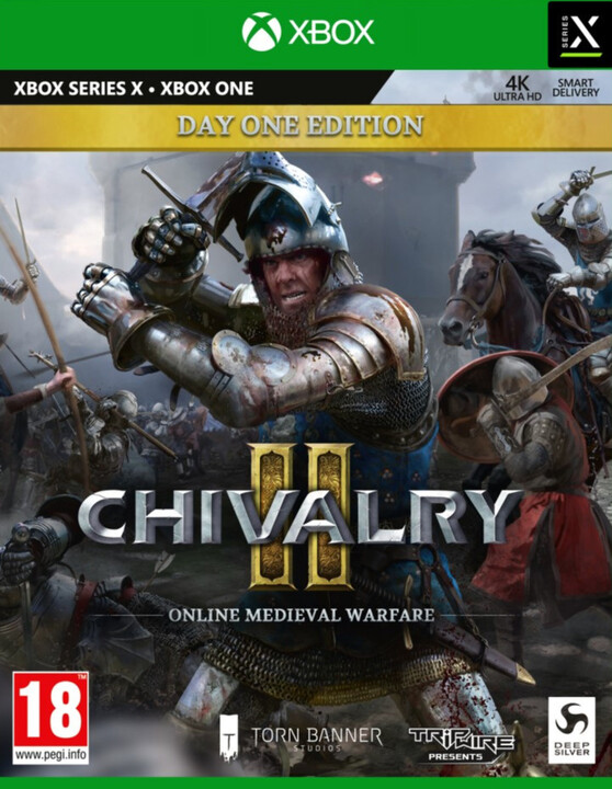 Chivalry 2 - Day One Edition (Xbox ONE)