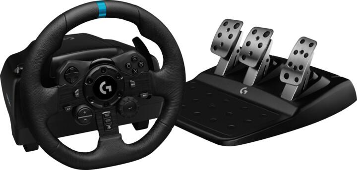Logitech G923 PS (PC, PS4, PS5)