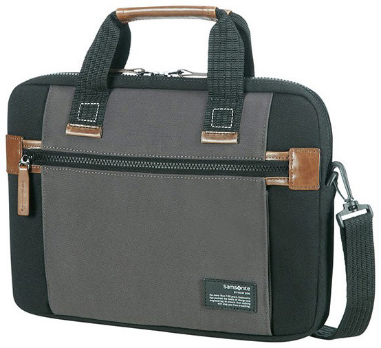 "Samsonite SIDEWAYS LAPTOP SLEEVE 13.3"" BLACK/GREY"