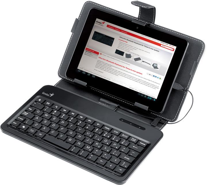 Genius LuxePad A120, CZ, černá