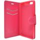 FIXED s gelovou vaničkou pouzdro pro Huawei P8 Lite, růžová