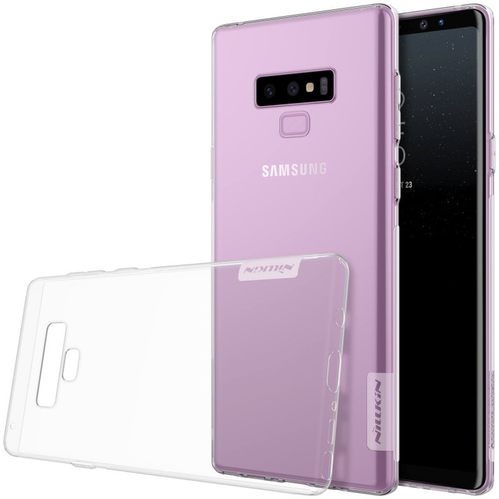Nillkin Nature TPU pouzdro pro Samsung N960 Galaxy Note 9, transparent