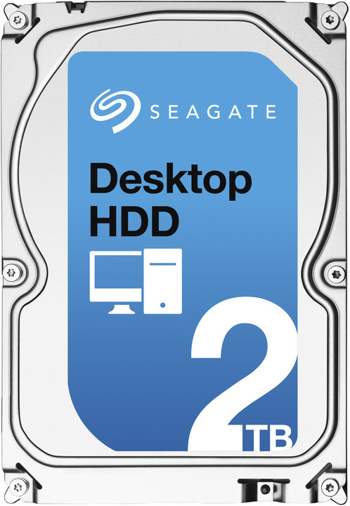 Seagate Desktop HDD - 2TB