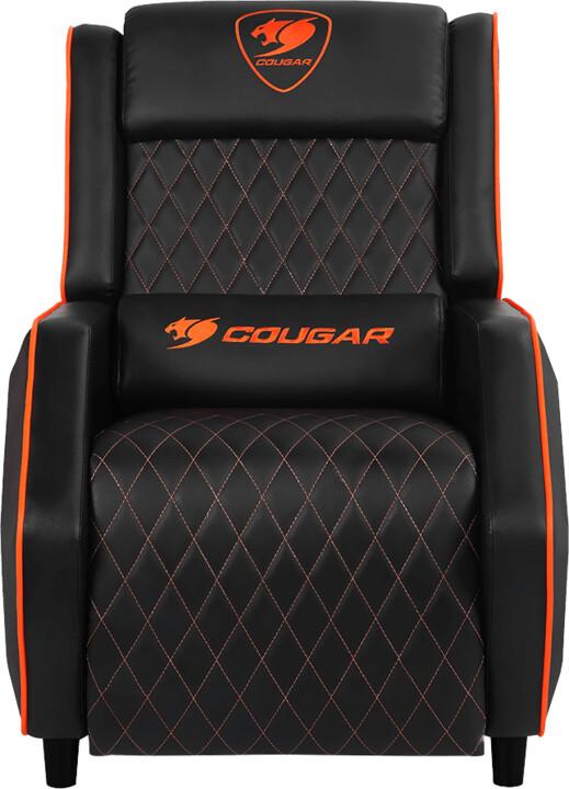 Cougar Ranger, černé/oranžové