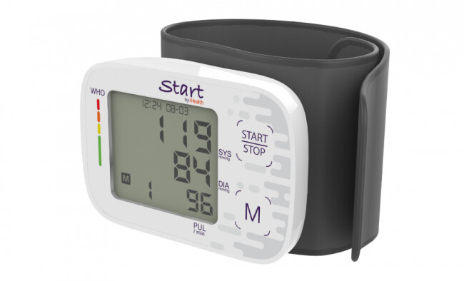 iHealth START BPw – tlakoměr na zápěstí