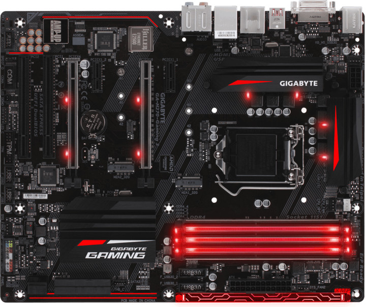 GIGABYTE H270-Gaming 3 - Intel H270
