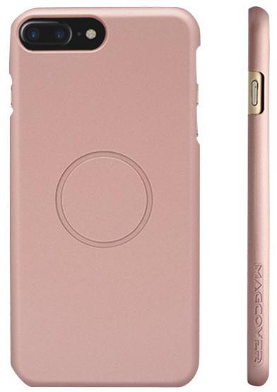 MagCover magnetický obal pro iPhone 6/6s/7/8 Plus růžově zlatý