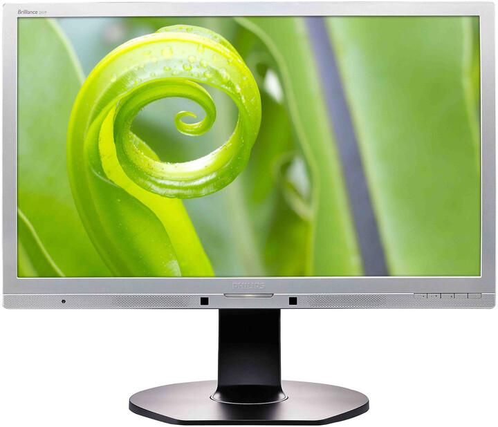 "Philips Brilliance 241P6QPJES - LED monitor 24"""