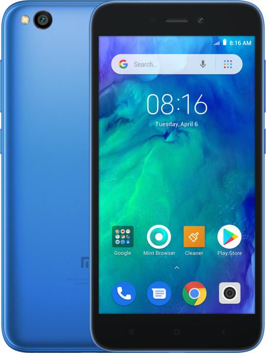 Xiaomi Redmi Go, 1GB/8GB, modrá
