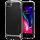 Spigen Neo Hybrid Herringbone iPhone 7/8, gunmetal  + Voucher až na 3 měsíce HBO GO jako dárek (max 1 ks na objednávku)