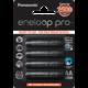 Panasonic ENELOOP PRO 4x AA, 3HCDE/4BE, 2450 mAh