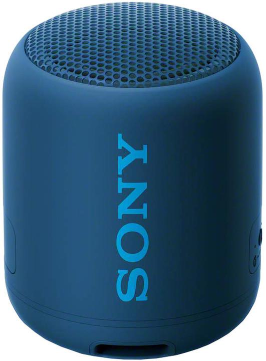 Sony SRS-XB12, modrá