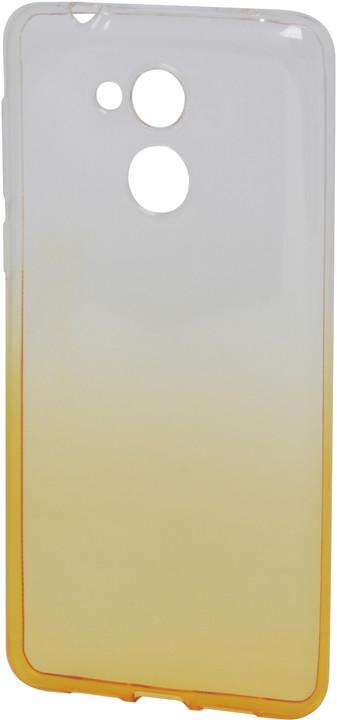 EPICO plastový kryt pro Huawei Nova Smart, Rain - žlutý
