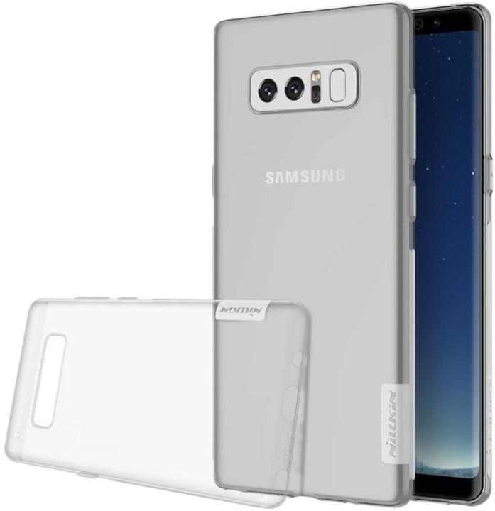 Nillkin nature TPU pouzdro pro Samsung N950 Galaxy Note 8 - čiré