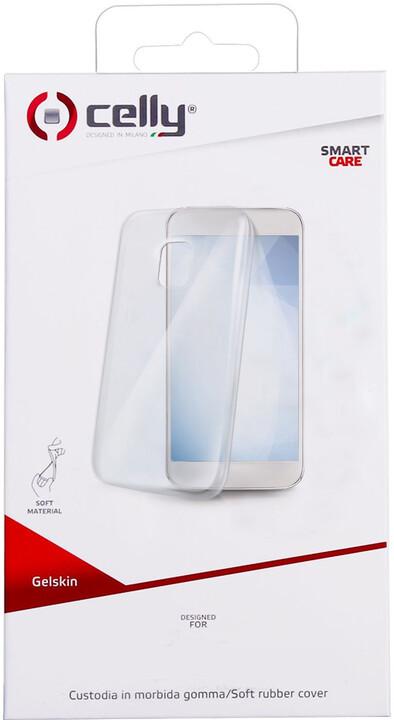 CELLY Gelskin TPU pouzdro pro Sony Xperia L2, bezbarvé
