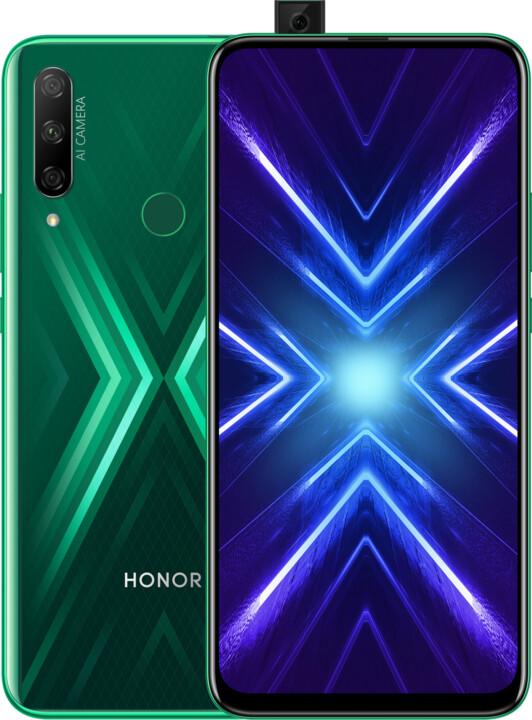 Honor 9X, 4GB/128GB, Green