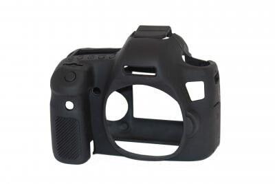 Easy Cover silikonový obal pro Canon 6D, černá