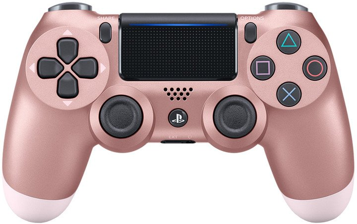 Sony PS4 DualShock 4 v2, rose gold