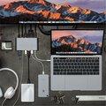 HyperDrive Ultimate USB-C Hub, šedá