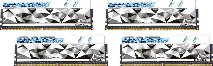 G.SKill Trident Z Royal Elite Silver 64GB (4x16GB) DDR4 3600 CL14