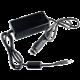 AVACOM nabíjecí adaptér do auta pro notebook, konektor 5.5x2.5mm, 18-20V, 90W