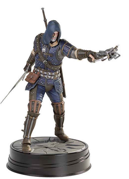 Figurka The Witcher - Geralt Grandmaster Feline Armor