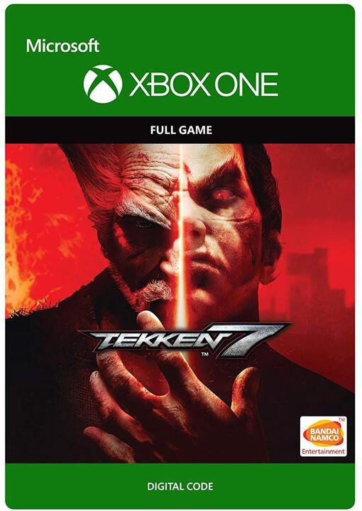Tekken 7 (Xbox ONE) - elektronicky