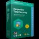 Kaspersky Total Security multi-device 2018 CZ pro 1 zařízení na 12 měsíců, nová licence
