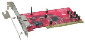 Kouwell ST-118R PCI karta 2x eSATA