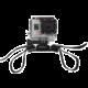 GoPro Pásek k uchycení na helmu (Vented Helmet Starp Mount)