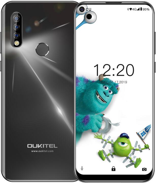 OUKITEL C17 Pro, 4GB/64GB, Black