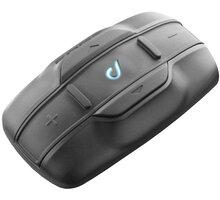 CellularLine Interphone EDGE Bluetooth handsfree pro uzavřené a otevřené přilby, Single Pack - INTER
