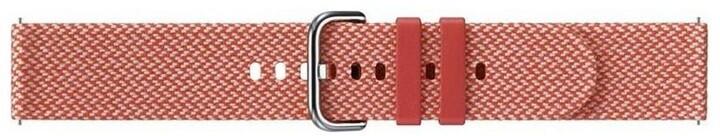 Samsung výměnný pásek pro Watch Active 2, červená