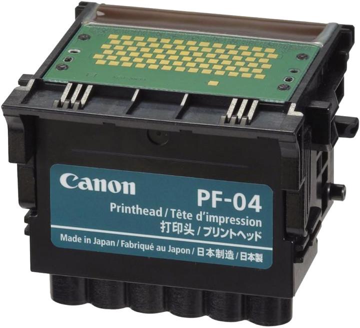 Canon PF-04 pro iPF-650, 655, 670, 680, 685, 750, 760, 765, 770, 780, 785, 830, 840, 850
