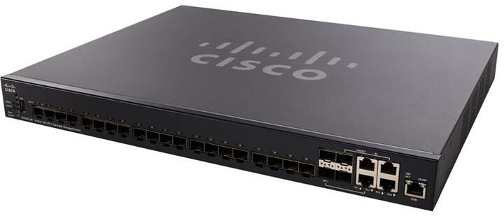 Cisco SX350X-24F