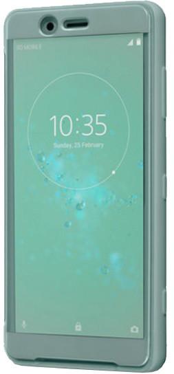 Sony SCTH50 Style Cover Touch pouzdro Xperia XZ2 Com, zelená