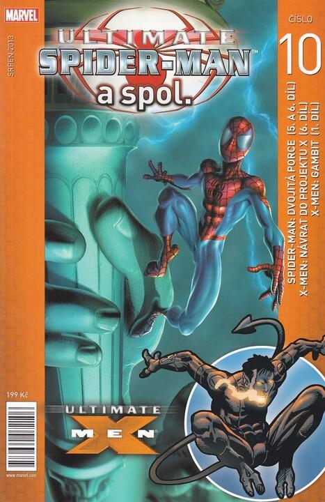 Komiks Ultimate Spider-Man a spol., 10.díl, Marvel