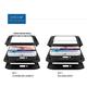 Love Mei Case ochranné pouzdro Powerful pro GALAXY S6 Black