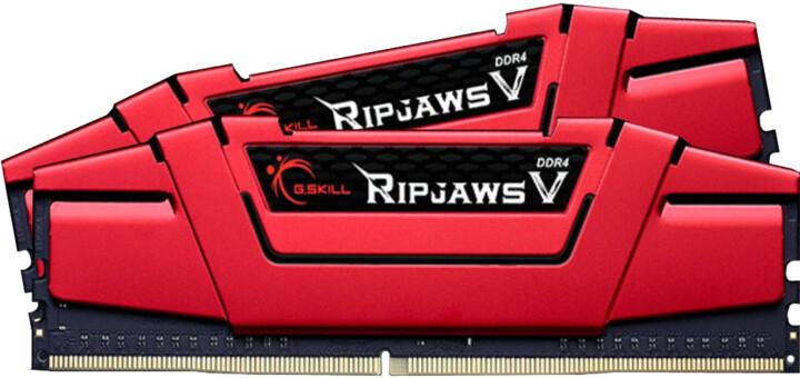 G.SKill RipjawsV 16GB (2x8GB) DDR4 2133MHz