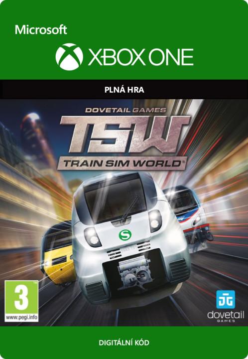 Train Sim World (Xbox ONE) - elektronicky