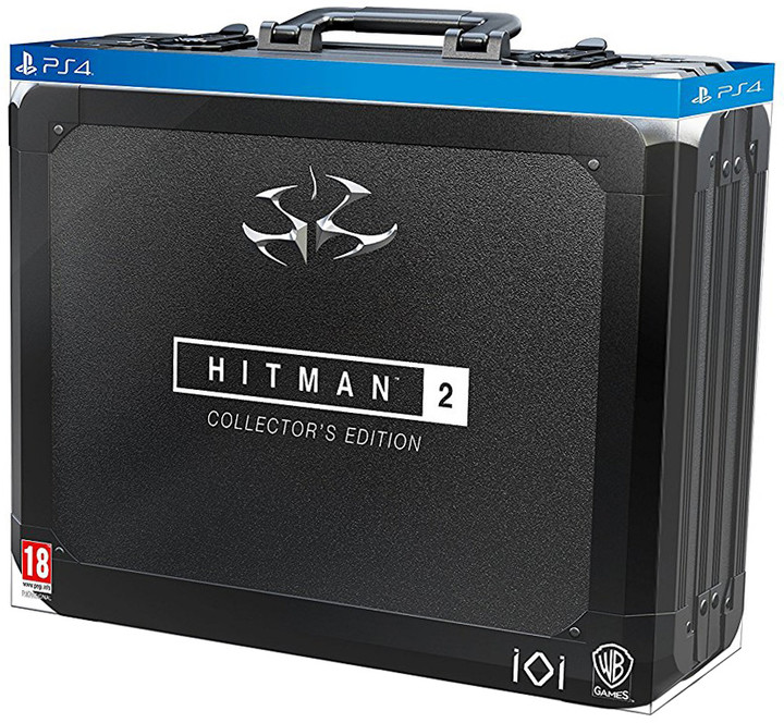 Hitman 2 - Collector's Edition (PS4)