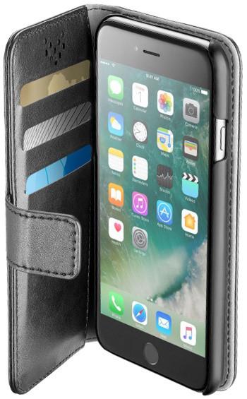 CellularLine Book Agenda pouzdro typu kniha pro Apple iPhone 7 Plus, černá
