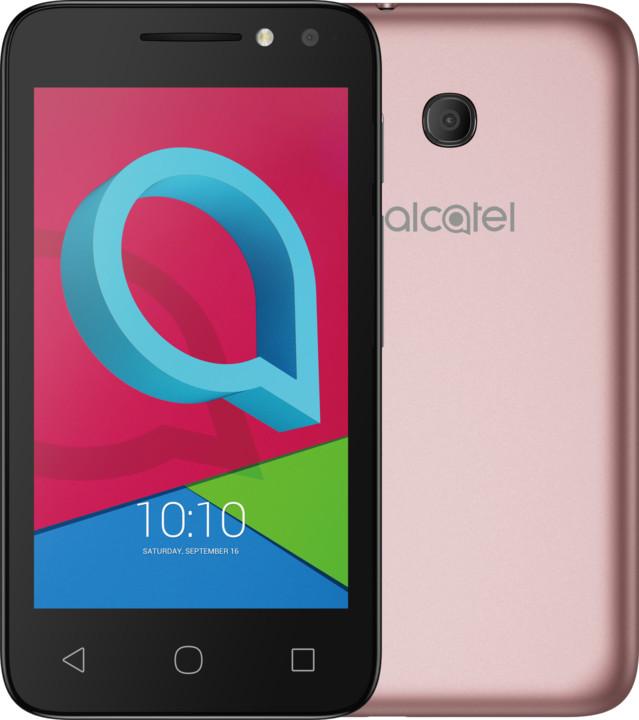 ALCATEL U3 4049D, růžová