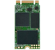 Transcend MTS420S, M.2 - 120GB  + Nakupte alespoň za 2 000 Kč a získejte 100Kč slevový kód na LEGO (kombinovatelný, max. 1ks/objednávku)