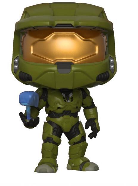 Funko POP! Halo - Master Chief with Cortana