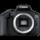 """Canon EOS 2000D, tělo  + Získejte po registraci - Kurz """"Základy fotografování"""" - Akademie focení"""